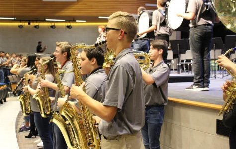 First Band Concert Brings Excitement and Supports Environment