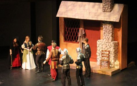 Behind-The-Scenes Look: Olathe West's First Musical, Cinderella