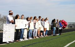 Student-led Walkout Honored MSD Victims