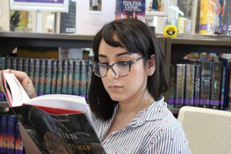 Ms. Cruz – Librarian