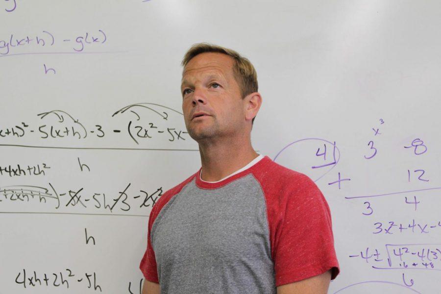 Mr. Morgan – Mathematics