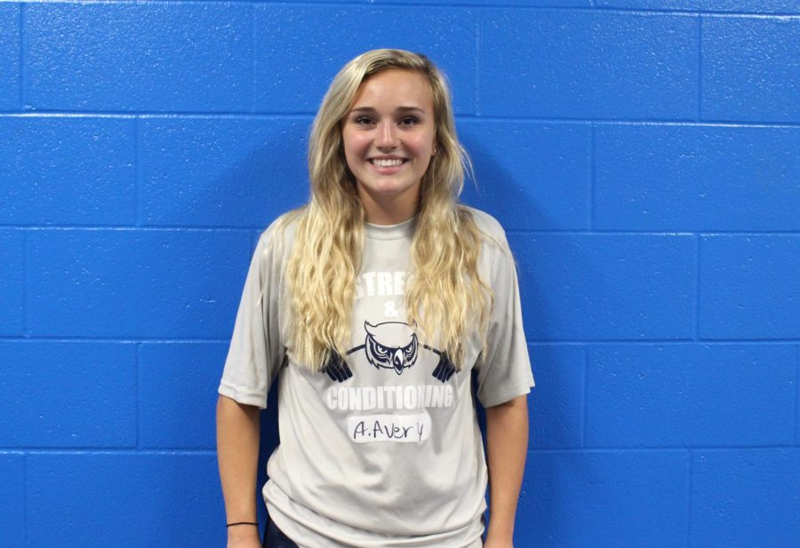 Annabel Avery - Senior