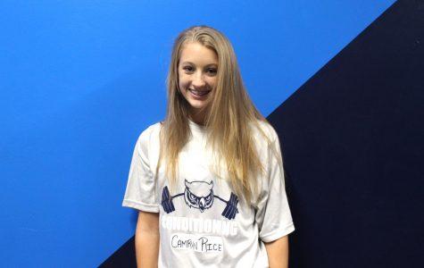 Camryn Rice – Freshman