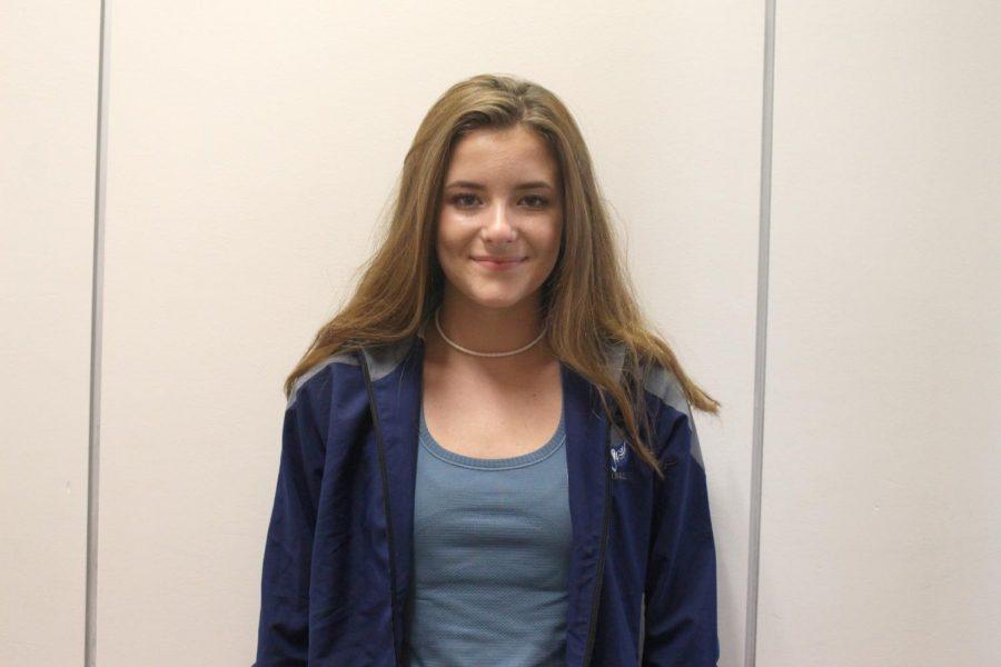 Haley Ferris - Freshman