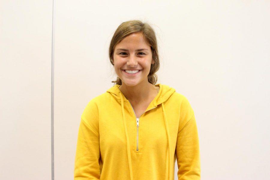 Isabel Yanes - Junior