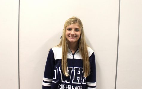 Katie Capuleto – Freshman