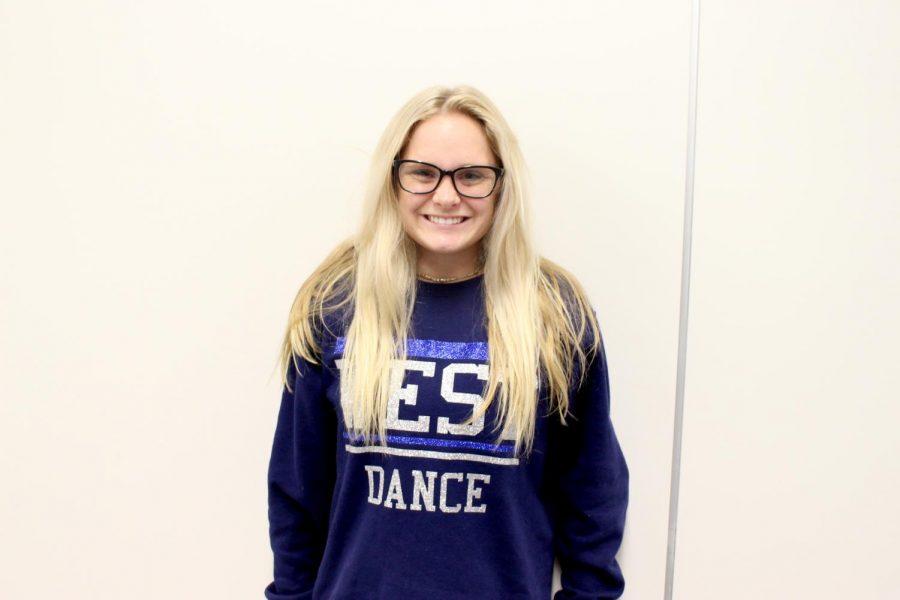 Emma Plankers - Senior