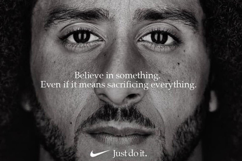 Advertisement courtesy of Nike.