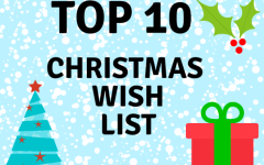 Top 10 Christmas Wish List