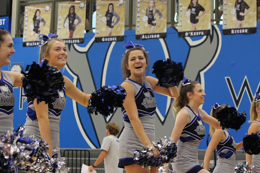 Photo Slideshow: Homecoming Assembly