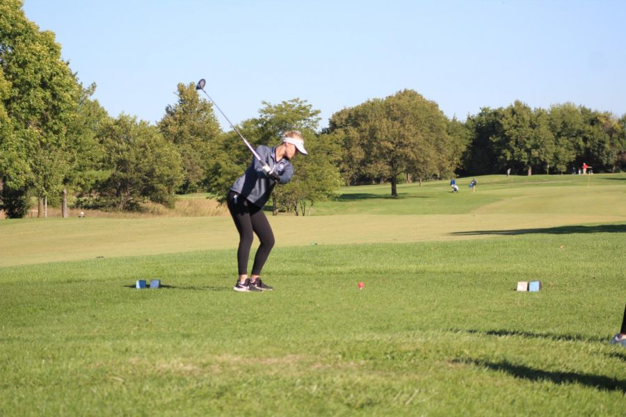 Photo Slideshow: Varsity Girls Golf Regionals
