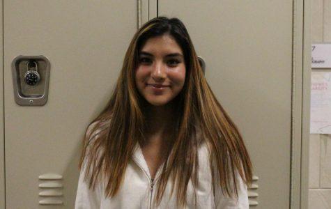 Samantha Alvarez – Sophomore Princess