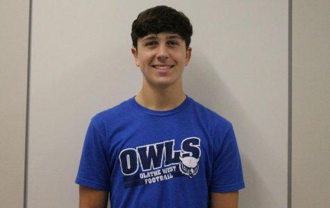 Mason McGavran – Freshman Candidate