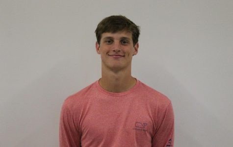 Connor DeLong – Senior Candidate