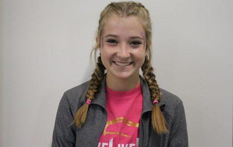 Kira Stambaugh – Freshman Candidate