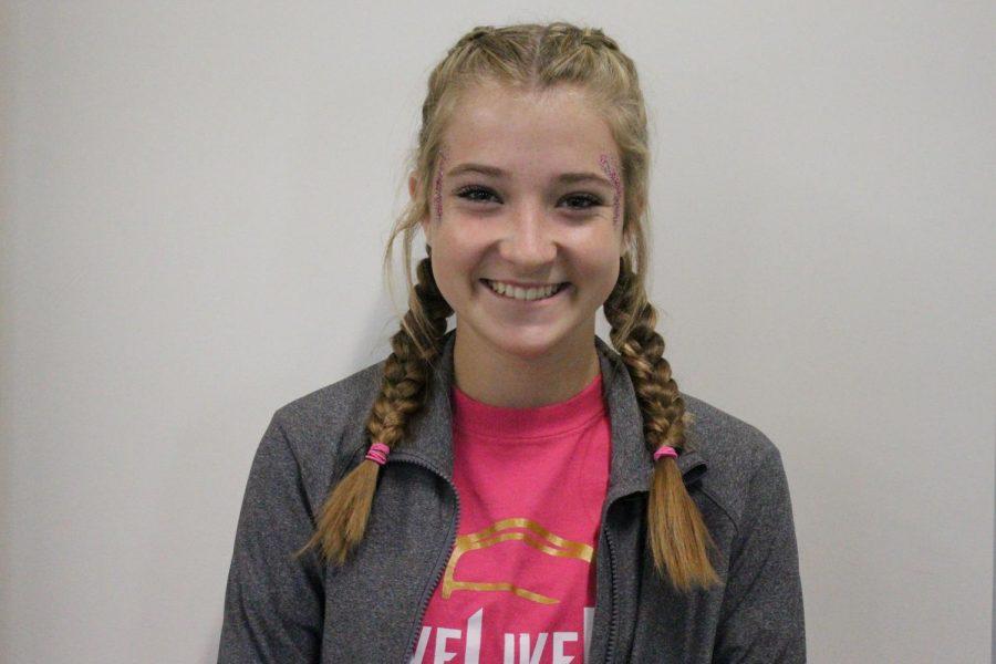 Kira Stambaugh - Freshman Candidate