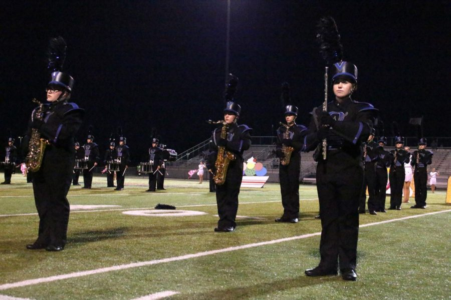 Band Concludes Marching Season with Many Achievements