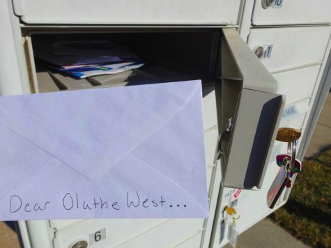 Dear Olathe West: Letters from Alumni