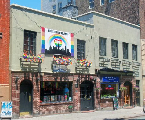 Opinion: The Stonewall Riots Blockade from School History