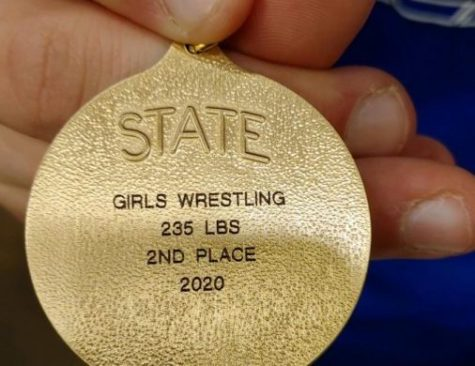 Wrestlers Compete at State, Including Girls for the First Time