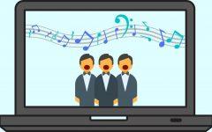 Choir Still Performs Despite Covid-19 Holdbacks