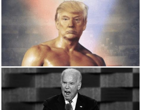 Trunp vs Biden on the real issues of this years election.