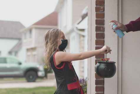 Saftey precuations are being taken to keep children safe this year during Halloween.