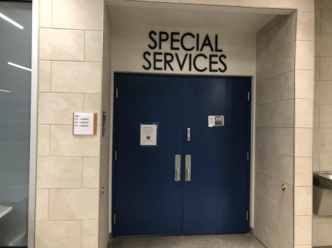 While all students have faced many changes and challenges this year, the special education department has had to make even more adaptations to accommodate their students.