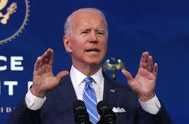 President Joe Biden addresses the nation.