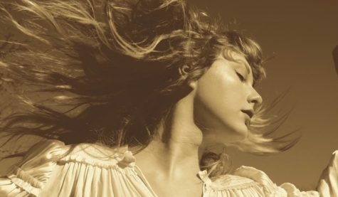 "Taylor Swift released her re-recorded version of her 2008 album ""Fearless"" on April 9, 2021."
