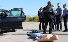 Major Case Event Tests Skills of Senior Public Safety Students