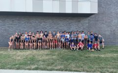 Cross Country is getting ready for this season, starting training in summer.