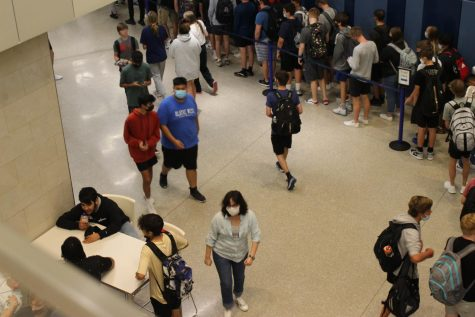 In-Person School Brings Changes to Olathe West