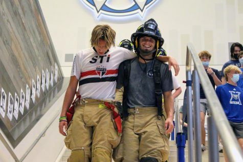 9/11 Public Safety Firefighter Stair Climb Photo Slideshow