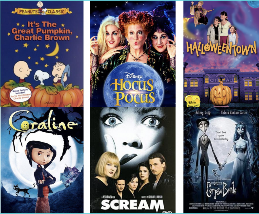 October is here, here are some movie suggestions to watch during this time of year.
